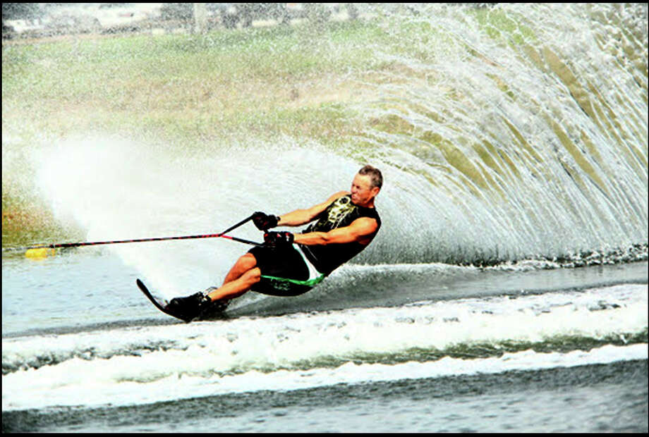 Photo providedPhotos providedDan Wamhoff won first place in the nationals for the USA Water-Ski Association in 2012.