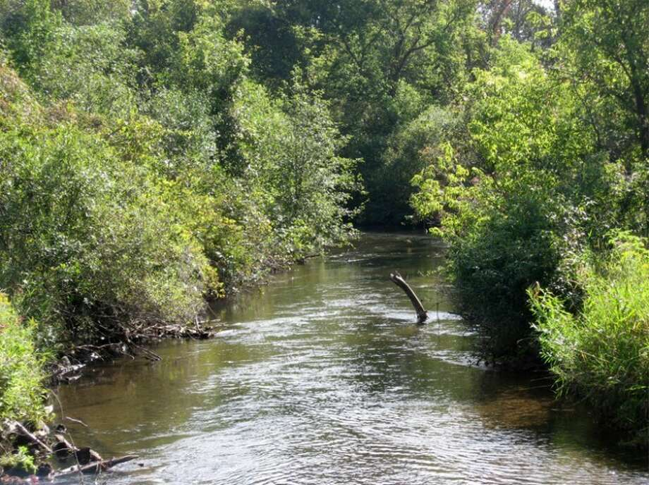 Photo providedThis stretch of the West Branch of the Cedar River will be protected forever thanks to a conservation easement by James and Elizabeth Wallace.