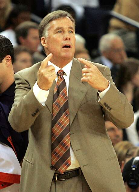 Mike Montgomery says he wasn't prepared for his coaching foray into the NBA. Photo: BEN MARGOT, AP