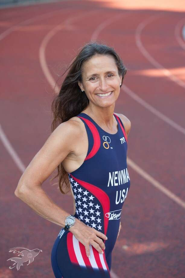 Karen Newman, author, triathlete and cancer survivor, will speak at the 2016 Center for HOPE Luncheon in Darien on May 3. Photo: Contributed / Hearst Connecticut Media