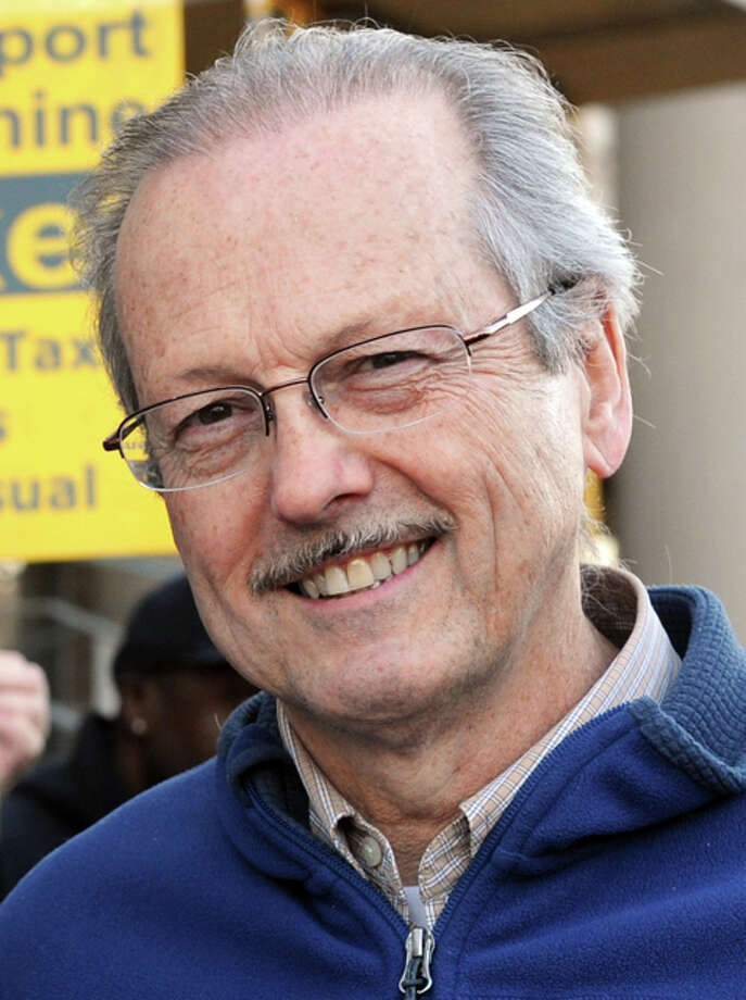 Mike Garrett, a former mayoral contender, was elected GOP chairman after John Slater decided eight years was enough. Photo: Hearst Connecticut Media File Photo / Connecticut Post