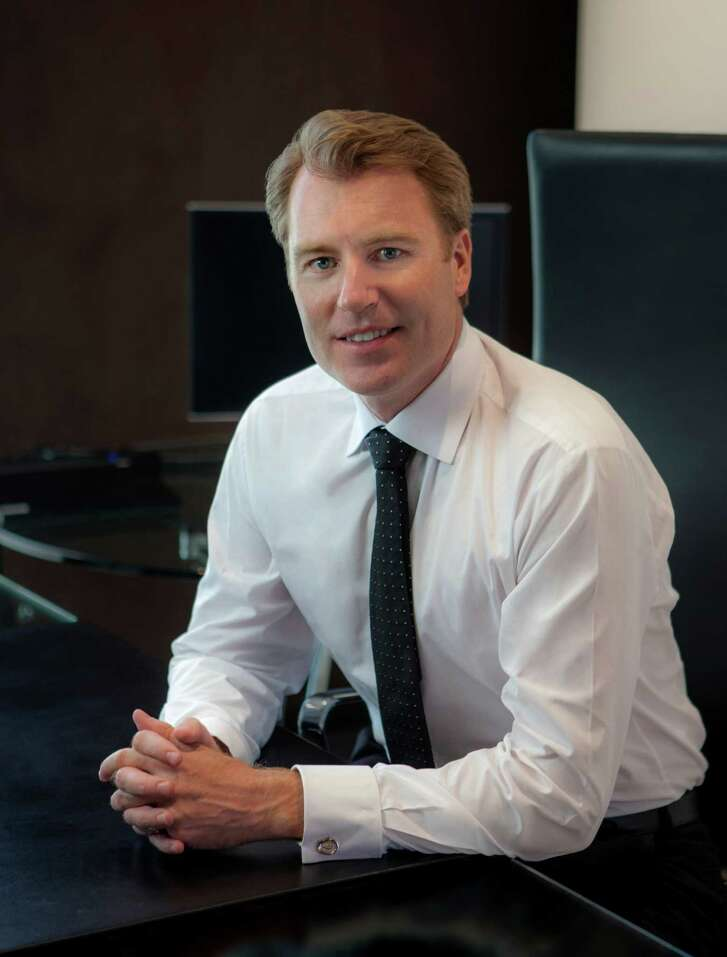 Paal Kibsgaard, CEO of Schlumberger since Aug. 1, 2011. Company handout photo.