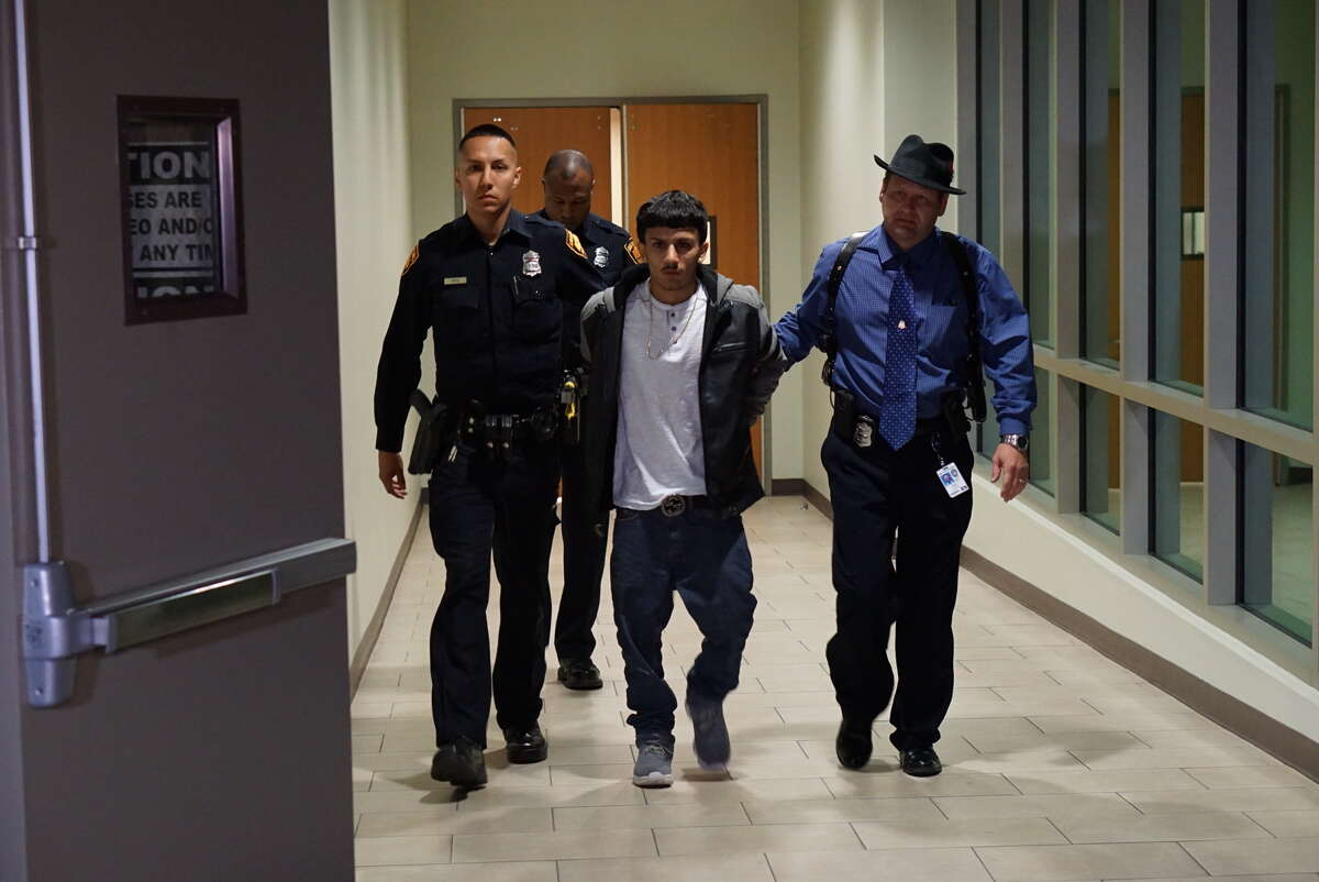 Julian Martinez, 18, faces a charge of murder in the shooting death of 17-year-old Amanda Acosta on March 14.