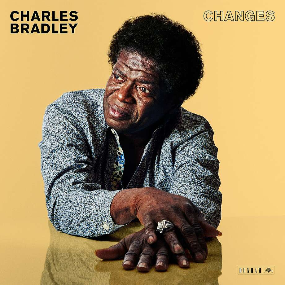 Charles Bradley's third studio album is 'Changes.' Photo: Daptone