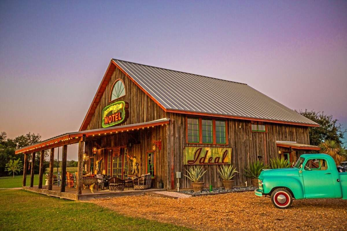 Here & Now Travel offers young professionals in Houston fun, personalized travel. Find some inspiration on where to go... Round Top, TexasStay at the Rancho Pillow This character-filled ranch in Round Top only recently opened to the public. It was formerly a family's private vacation home.