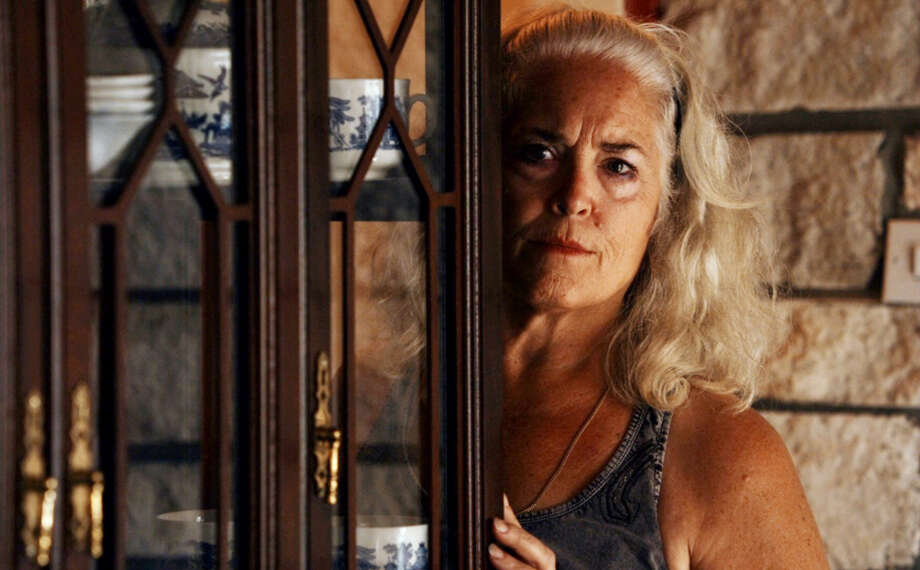 """This image released by A24 Films shows Krisha Fairchild in a scene from """"Krisha.""""  The film, directed by Trey Edward Shults, was made in nine days with less than $100,000, shooting at his mother's house and starring his aunt. The resulting film """"Krisha"""" has earned acclaim, been celebrated at festivals from SXSW to Cannes and earned a Spirit Award. (A24 Films via AP) Photo: HONS / A24 Films"""