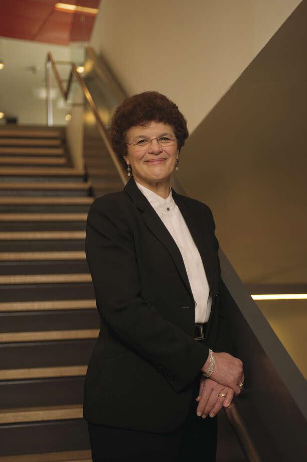 SUNY Cobleskill President Marion Terenzio Photo: VACCARIELLO / VACCARIELLO
