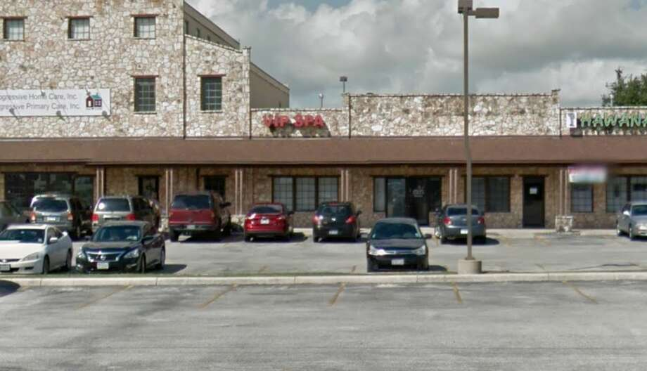 VIP Spa: 6136 Bandera RoadType of establishment: MassageBan effective date: Feb. 29, 2016 Photo: Screenshot Via Google Maps