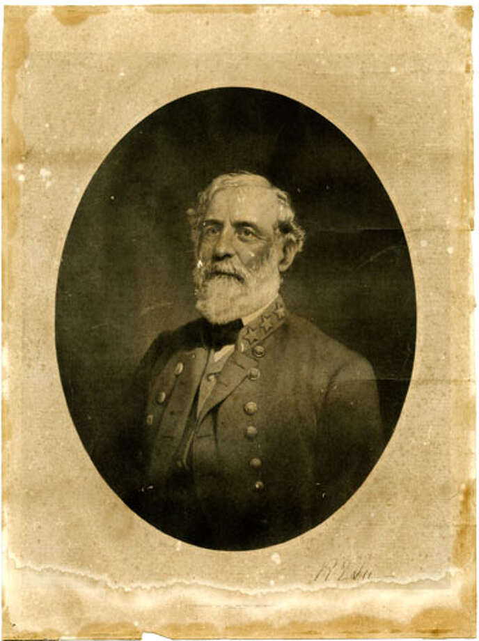 Robert E. Lee was controversial in his treatment of his slaves prior to the Civil War. Photo: Courtesy/Briscoe Center For American History