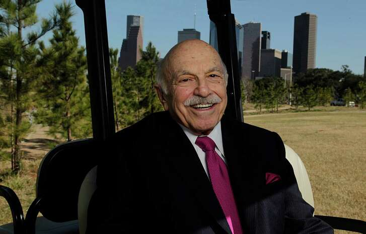 Chairman, CEO and founder of Wulfe & Co., Ed Wulfe poses for a portrait in Buffalo Bayou Park Friday, Feb. 5, 2016, in Houston. ( James Nielsen / Houston Chronicle )