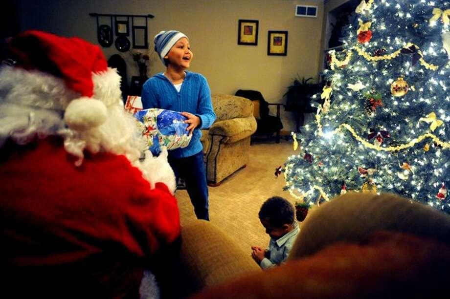 Photo: Briana Scroggins / Midland Daily News/Briana Scroggins