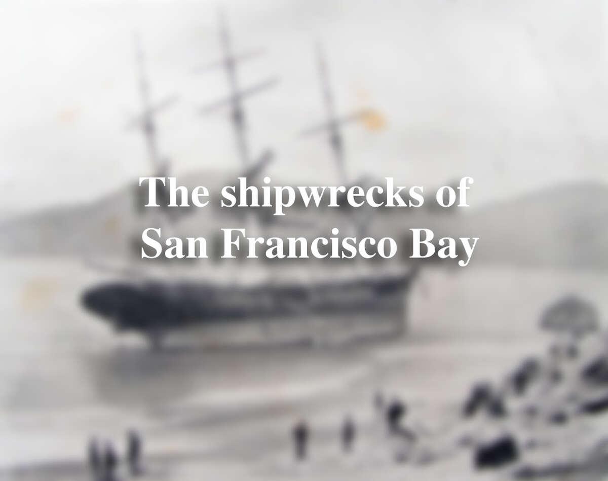 The shipwrecks of San Francisco Bay