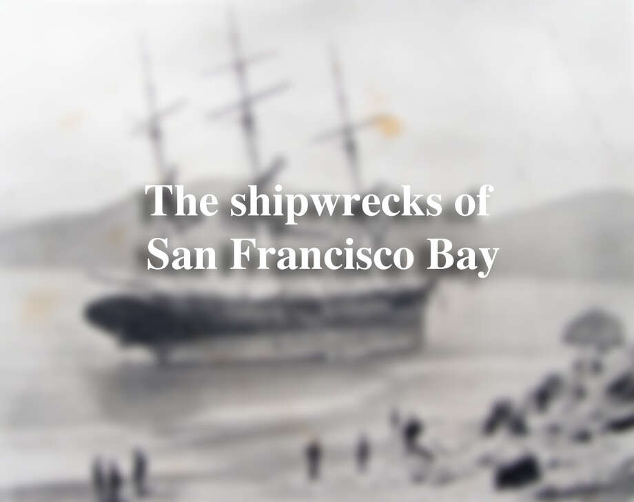 The shipwrecks of San Francisco Bay Photo: Wikimedia