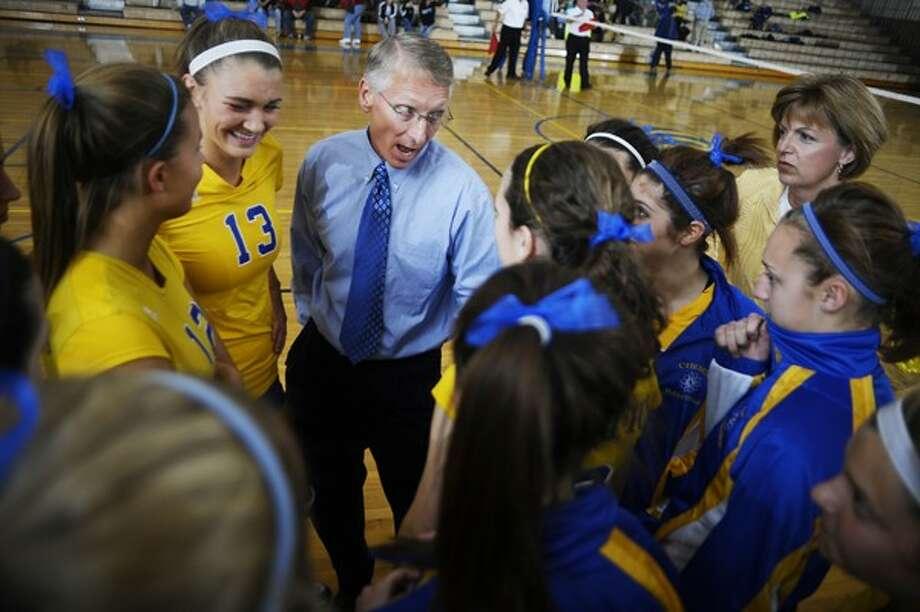 Photo: John Tully / John Tully/Midland Daily News
