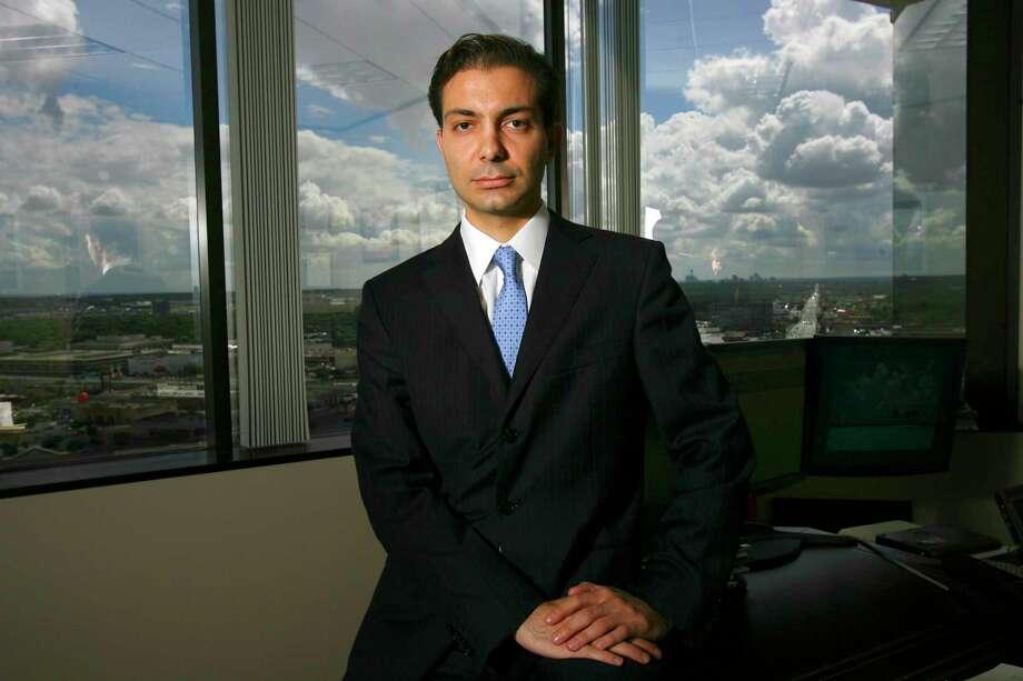 Sardar Biglari is chairman and CEO of Biglari Holdings Inc. The San Antonio company reported lower revenue in the third quarter. Photo: Staff File Photo / SAN ANTONIO EXPRESS-NEWS