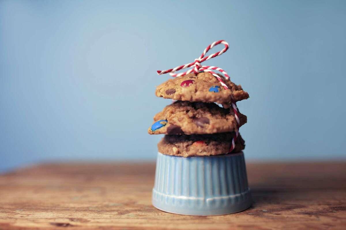 Meli's Monstar Cookies are gluten-free.