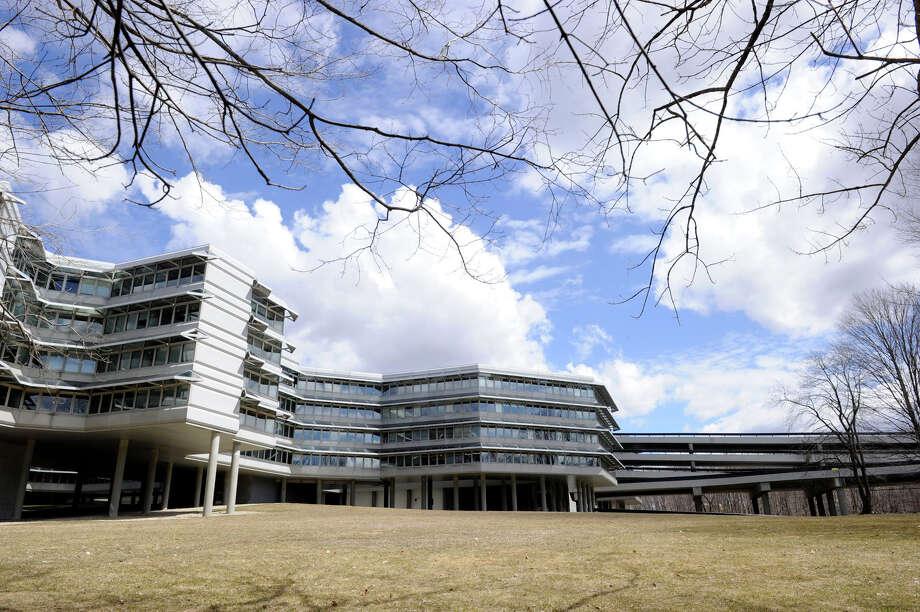 The Matrix Corporate Center in Danbury, Conn. Photo: Carol Kaliff / Carol Kaliff / The News-Times