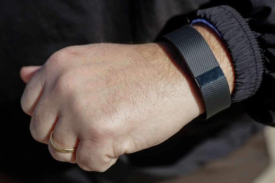 What started as a routine patent dispute has escalated as market leader Fitbit Inc. and its smaller rival Jawbone Inc. slug it out. Photo: AJ Mast /Associated Press / FR123854 AP