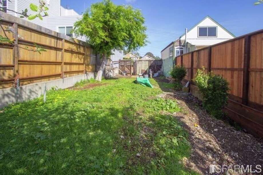 A vacant lot at 1440 De Haro in Potrero Hill sold for $135,000 in March 2013. It was listed for $995,000 in March 2016. That's a 637 percent increase in three years. Photo: Clay Seibert