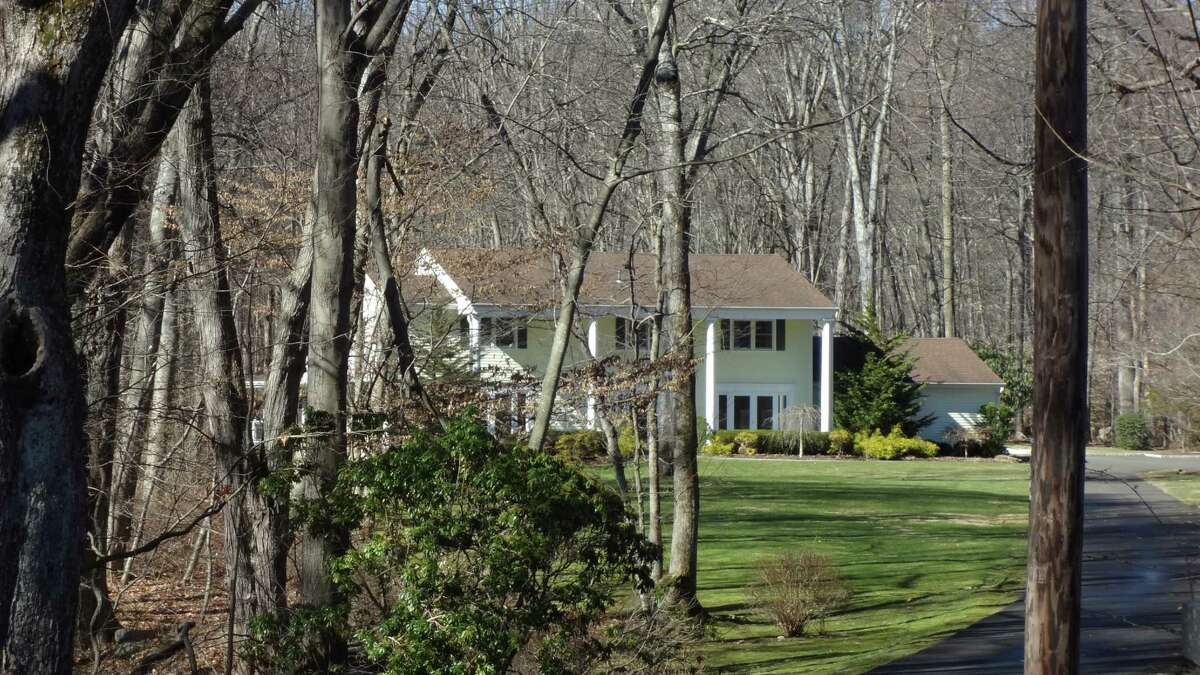 Connecticut home sales rose 20 percent in February, according to the Connecticut Association of Realtors. Pictured is a house on Brookhollow Lane in Stamford that sold in February for $975,000.