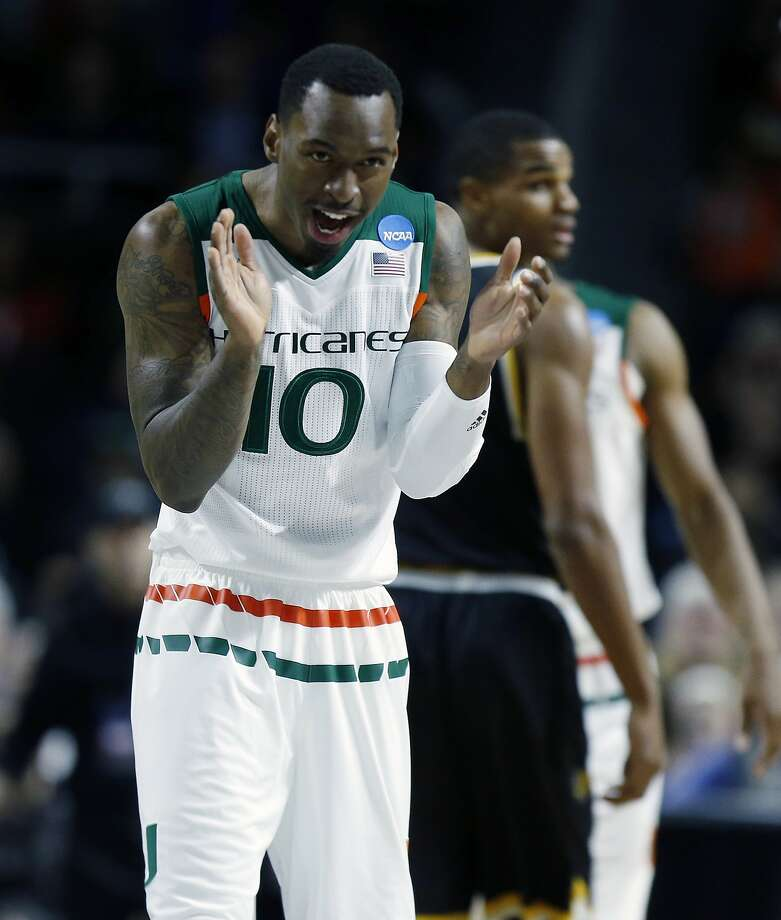 NCAA: South Regional(3) Miami vs. (2) Villanova6:10 p.m. Thursday; CBS Photo: Michael Dwyer, AP