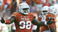 Difficult season for Longhorns ends with disappointing showing in NFL Draft - Photo