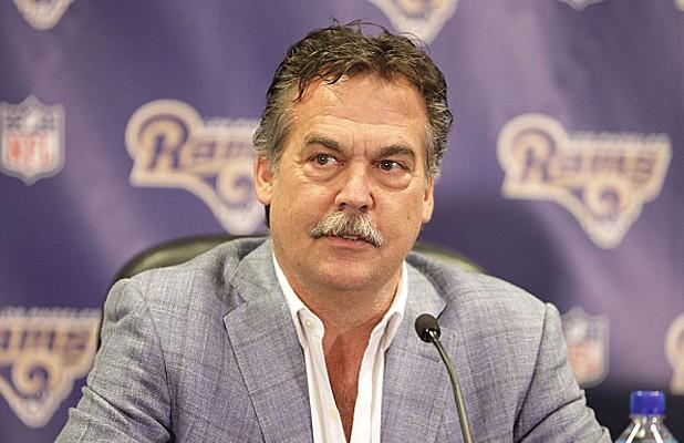 LA Rams Fire Head Coach Jeff Fisher - Houston Chronicle