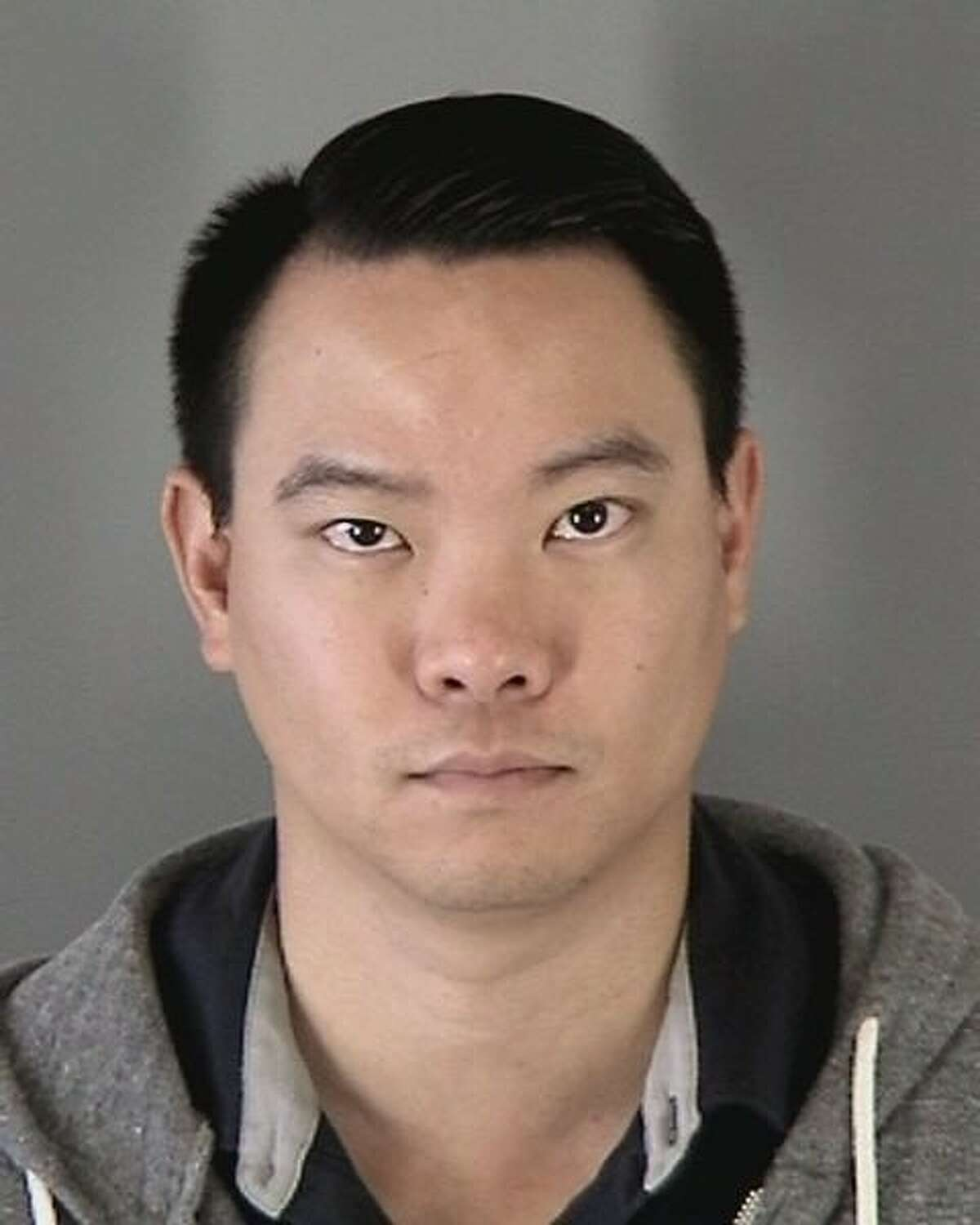Officer Jason Lai was charged with two misdemeanor counts of unlawful possession of criminal history information and four misdemeanor counts of misuse of confidential Department of Motor Vehicles information, police said.