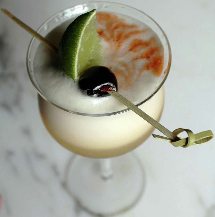Amaretto Sour at The Brooklynite. Photo: Express-News File Photo / San Antonio Express-News