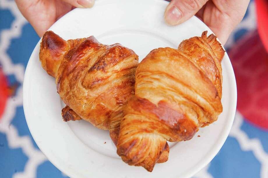 Croissants Photo: Express-News File Photo / Julysa Sosa/For the San Antonio Express-News