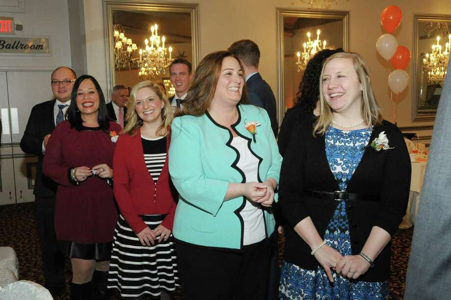 Were you Seen at the Rensselaer County Regional Chamber of Commerce Leadership Institute's Class of 2016 Graduation Ceremony and Dinner held at the Franklin Terrace Ballroom on Wednesday, March 23, 2016? Photo: Joan Heffler Photography, Pictures With Personality! / JOAN HEFFLER
