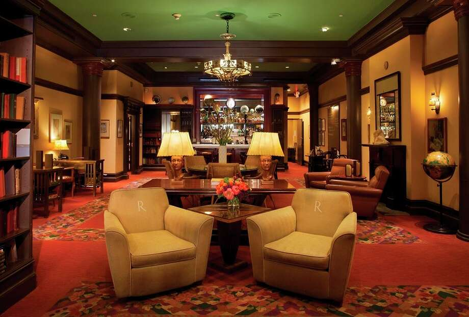 Hotel Rex will host San Francisco's first Silent Reading Party.