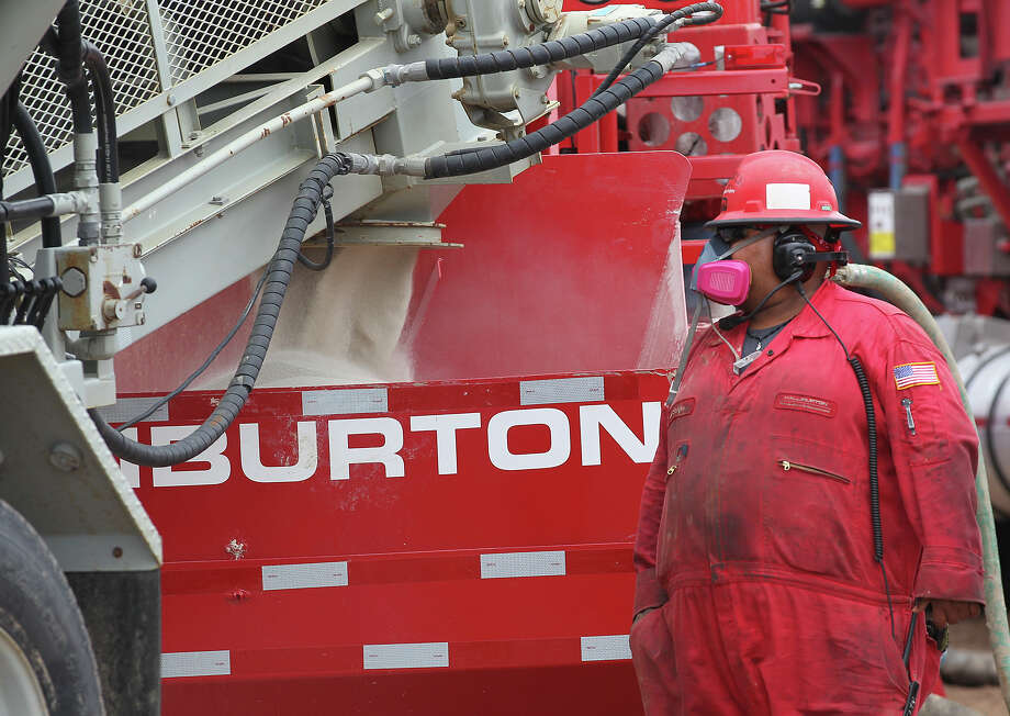 No. 2 Halliburton reported second-quarter revenue in North America of $1.5 billion. Halliburton and Schlumberger are not facing the same structural changes as their smaller competitors. Photo: San Antonio Express-News /File Photo / ©2013 San Antonio Express-News