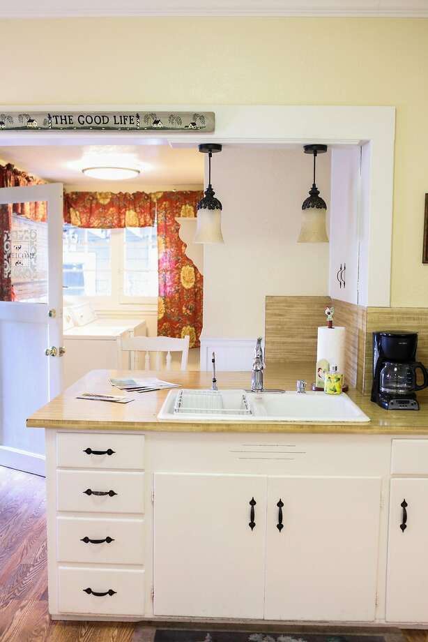 The Cottages on Armstrong in Lodi include fully equipped kitchens. Photo: Gabrielle Lurie, Special To The Chronicle