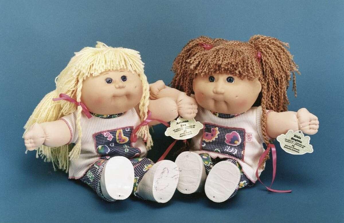 1983 - Cabbage Patch Kids Dolls Source:Livingly.com