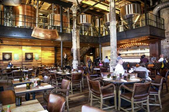 Southerleigh Fine Food & Brewery Tuesday June 9, 2015, at the Pearl Brewery.