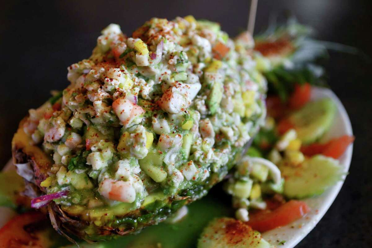 The Ceviche Hawaiano