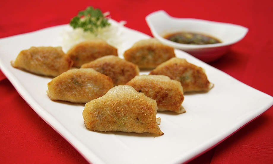Gyoza Photo: Express-News File Photo / San Antonio Express-News
