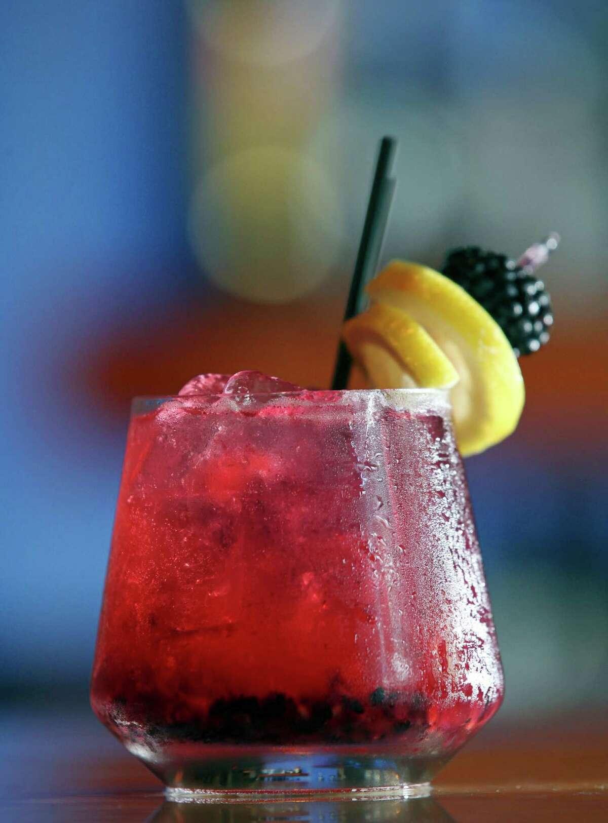 Ginger Berry Bramble