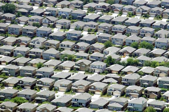 The Riverstone at Alamo Ranch neighborhood on San Antonio's West side near Andy Mireles Elementary School is seen in a Wednesday Aug. 1, 2012 aerial image. Quality of life will depend on how San Antonio prepares now for future growth.