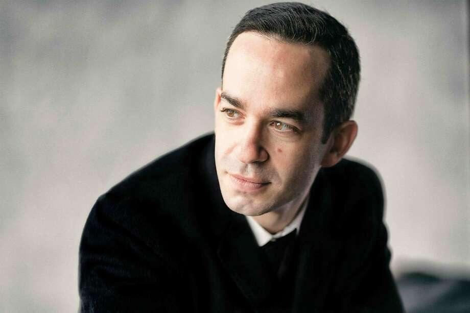 Pianist Inon Barnatan Photo: SF Symphony