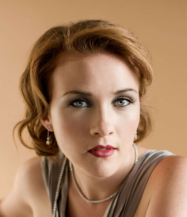 Mezzo-soprano Sasha Cooke appears with the S.F. Symphony in Davies Symphony Hall, Wed. through Sun. Photo: Dario Acosta