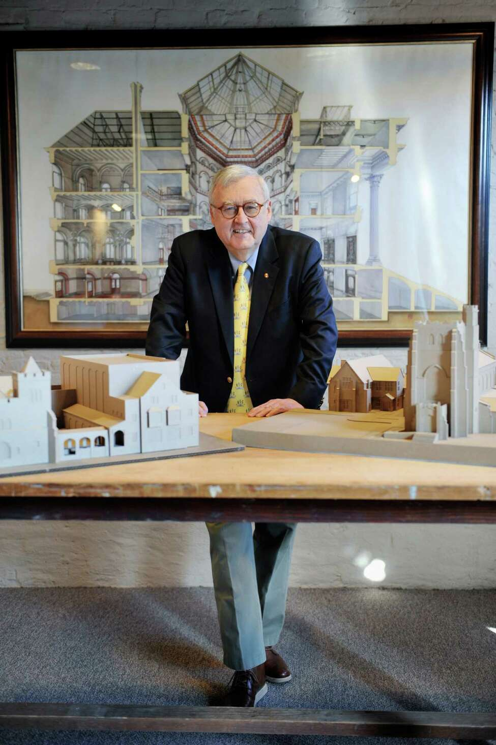 John G. Waite . AGE: 72. BUSINESS: John G. Waite Associates, Architects, PLLC. TITLE: Senior principal. LOCATION: Albany. JOB DESCRIPTION: Professional architect who specializes in historic preservation.