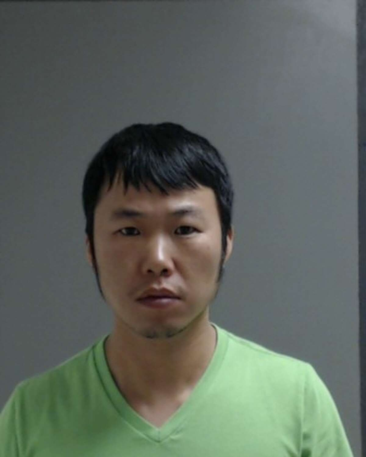 Lin Feng Yuan was charged in connection with two eight liner gambling businesses operating illegally in La Joya on March 18, 2016.