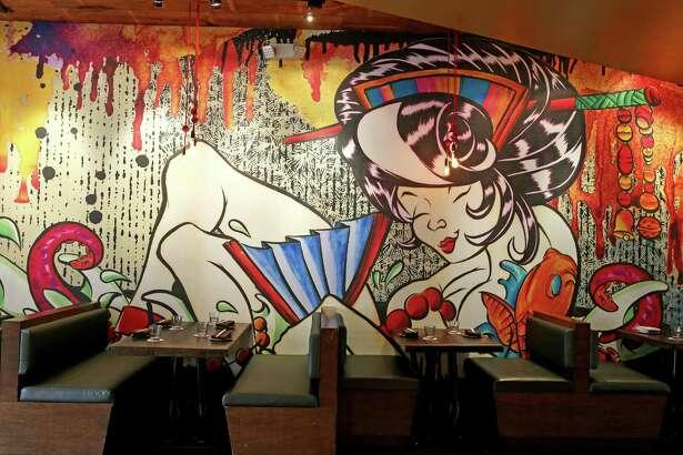 Izakaya Japanese Pub and Plates Friday, Jan. 8, 2016, in Houston, Texas. ( Gary Coronado / Houston Chronicle )