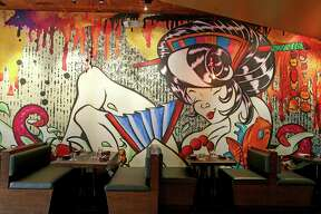 Izakaya Japanese Pub and Plates Friday, Jan. 8, 2016, in Houston, Texas. ( Gary Coronado / Houston Chronicle )