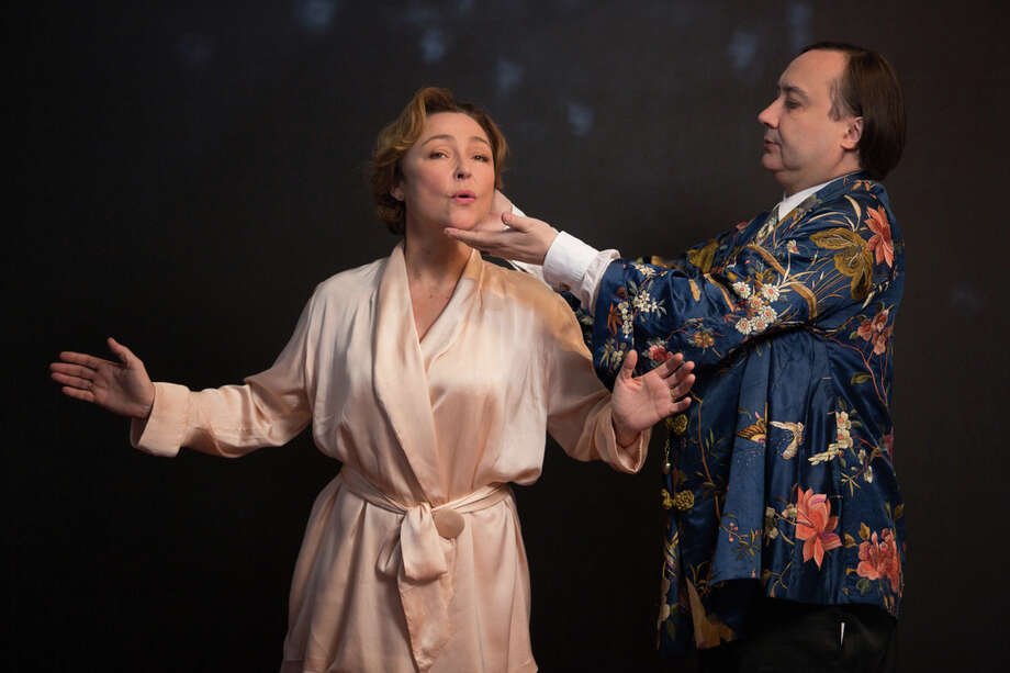 "Catherine Frot plays the title role in ""Marguerite"" about a notoriously bad singer who became a cult figure. Photo: Contributed Photo"
