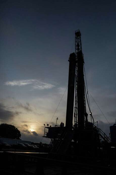 "Shale drillers have shown remarkable ""tenacity"" in holding up output in the face of falling prices, EIA administrator Adam Sieminski said. Crude at $50 to $60 a barrel would probably spur an increase in their production, he said. Photo: San Antonio Express-News /File Photo / San Antonio Express-News"