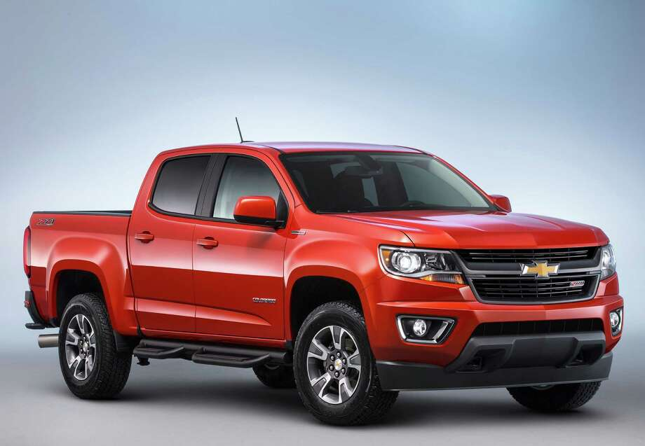 on the road midsize colorado pickup now comes with diesel engine option houston chronicle. Black Bedroom Furniture Sets. Home Design Ideas