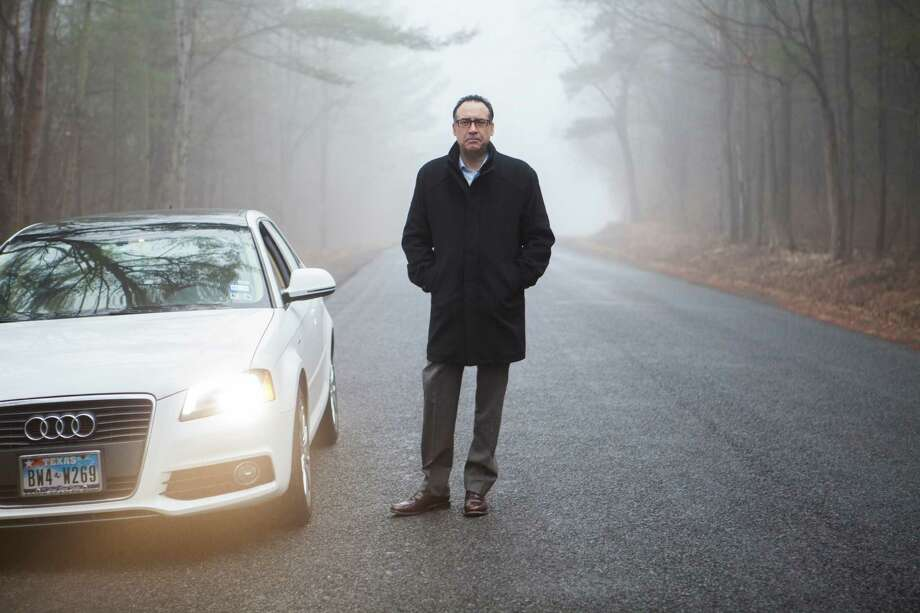 """Tony German drives a Volkswagen-made Audi with a diesel engine. """"I haven't heard anything"""" from the automaker about a solution, said German, who lives in Ithaca, N.Y. Photo: BRENDAN BANNON, STR / NYTNS"""